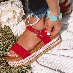Women Shoes With Platform Sandals